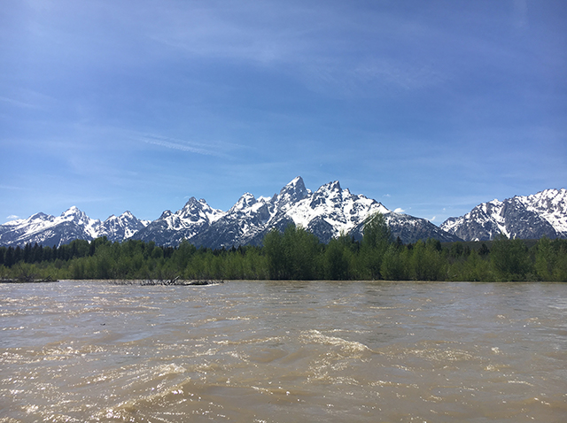 Snake River Float