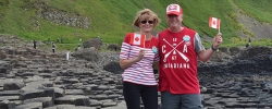 Catching up with our Canada 150 contest winner