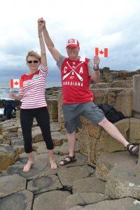 Winning photo, Giant's Causeway
