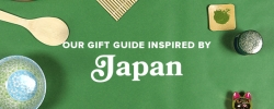 Holiday Gift Guide: presents inspired by Japan