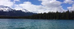 Traveling in spring: What to expect in the Canadian Rockies
