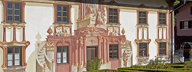 Oberammergau-Germany-Pilatushaus
