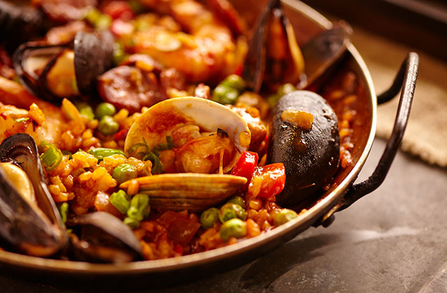 Authentic spanish dishes go ahead tours travel blog northern galicias abundant coast the countrys vibrant flavors abound here are a few of the most famous regional dishes to try on a tour of spain forumfinder Images