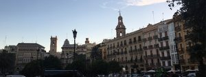 Old Town Valencia