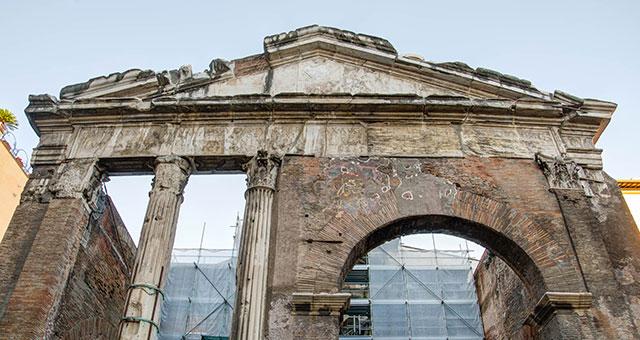 Self Guided Walking Tour Jewish Ghetto Rome