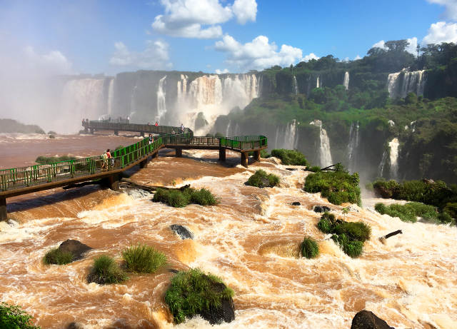Devil's Throat, Iguassu Falls