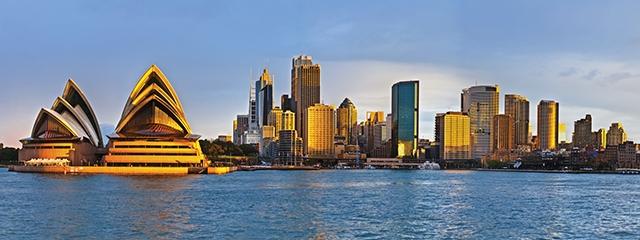 Sydney, Australia city skyline