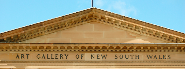 Art Gallery of New South Wales in Sydney, Australia