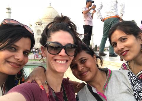 Selfie in India