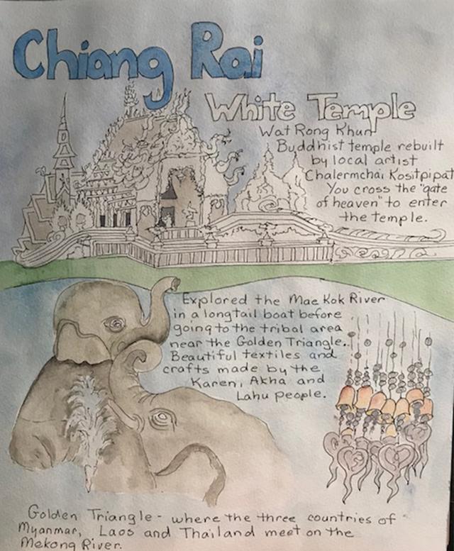 Chiang-Rai-White-Temple-Thailand-painting