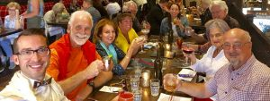 Group-Coordinator-Canadian-Rockies-Convention-Tour-2018-welcome-dinner
