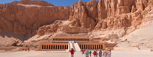 Temple of Hatshepshut Egypt