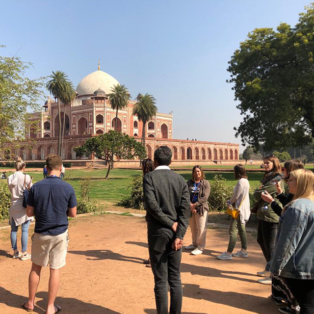 humayans-tomb-india