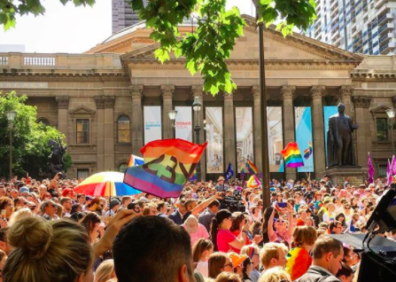 #LoveWins: Yet Another Reason To Plan A Trip Down Under