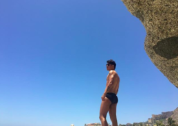 Meet Edward Ochoa, your sexy local guide to the beaches & bars of Cabo San Lucas