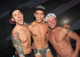 PHOTOS: The most titillating torsos from nightlife around the world so far this year