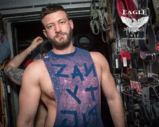 Gay man nyc