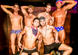 "Joshua J. on how to hire go-go boys, and why San Francisco remains the ""gayest"" city"