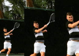 Meet Christopher Stephenson, the tennis buff leading San Francisco into the United States Gay Open