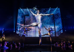 NYC's Broadway Bares strippers score $1.8 million to fight AIDS