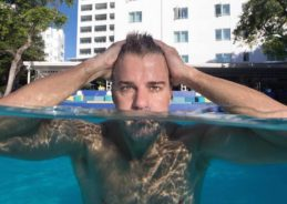 Lucas Murnaghan goes into the deep end for his Toronto Pride photo exhibit