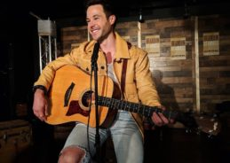 Country crooner Brandon Stansell is the star of St. Louis Pride