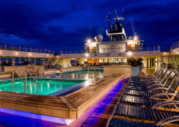 Open Sea Cruises brings aboard the hottest Euro clubs for one wild, luxury ride