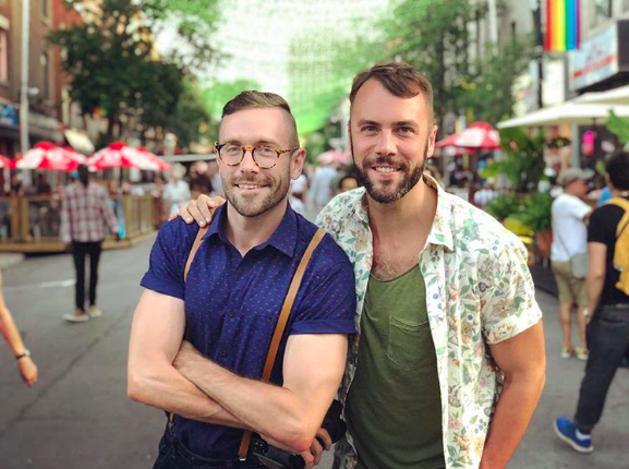 WATCH travel duo John and Kit get lost in Montréal's Gay Village