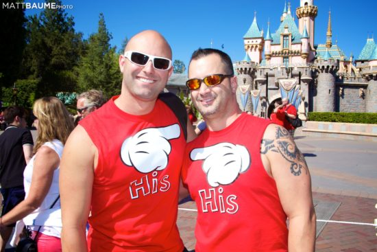 Garrett Clayton, Delta Work, And 8 Reasons To Check Into This Year's Fabulous Disneyland Gaydays