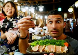 Geisha boys and sushi: The Nomadic Boys find 5 awesome totally queer things to do in Tokyo