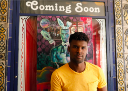Artist Serge Gay Jr. is immortalizing San Francisco one sexy mural at a time