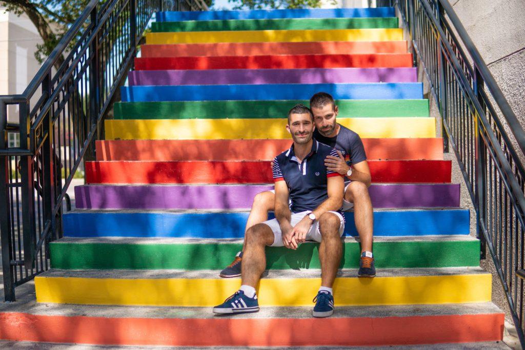 Gay city park
