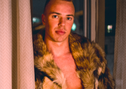 PHOTOS: Meet the warm men of beautiful Stockholm in the winter
