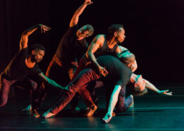 """Trans choreographer Sean Dorsey brings """"luscious queer partnering"""" to 'Boys in Trouble'"""