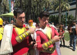 PICS: The hot homoerotic heroes of Wonder Con 2019