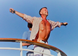 All Aboard: The 15th annual poz cruise of the Caribbean allows men to be free as themselves