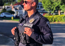 Hot cop Seth Tyler from 'The Amazing Race' wants you to come to Seattle's PrideFest
