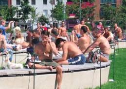 The many ways to enjoy New York in shorts this celebratory pride season