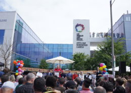 Los Angeles celebrates new $140 million LGBT Center in fabulous style