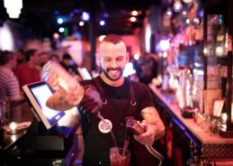Trade Night Club bartender Dusty Martinez on why everyone loves D.C. Pride