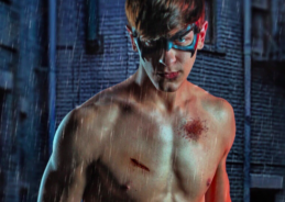 Nick Theurer Serves Up Atlanta Pride, Nightwing Cosplay, and Southern Hospitality