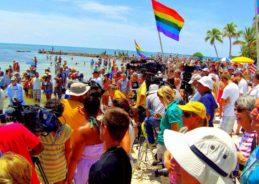 "Bartender Mark ""I wear as little as possible"" Watson gives you the inside scoop on Key West Pride"