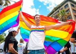 Raymond Braun jumps from social media to movies with documentary 'State of Pride'