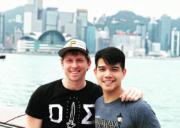 Telly Leung, star of Broadway's 'Aladdin,' shares his incredible Atlantis cruise diary with you