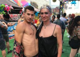 Los Angeles splashes into pride with SummerTramp