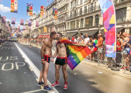 The Nomadic Boys have great tips for enjoying the Pride in London festival