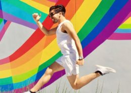 10 awesome spots for rainbow selfies to celebrate pride