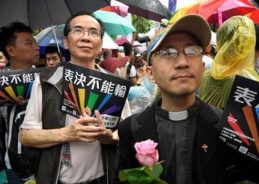 Presbyterian pastor: marriage equality in Taiwan 'fulfills the wish of human fairness'