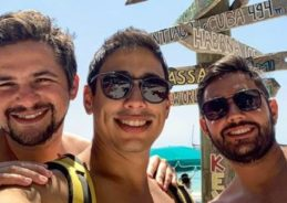 This summer party is hot in Key West: Tropical Heat, the 'hottest event for men'