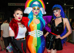 Pics: Drag Con NYC--Acid Betty, Alex Andrews, Nina West, Pink Oracle and so much more fabulousness
